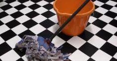 découvrez comment nettoyer le carrelage sans laisser de trace