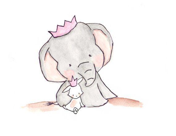 Prinzessinnen sind wirArchival Print Pink von ohhellodear auf Etsy