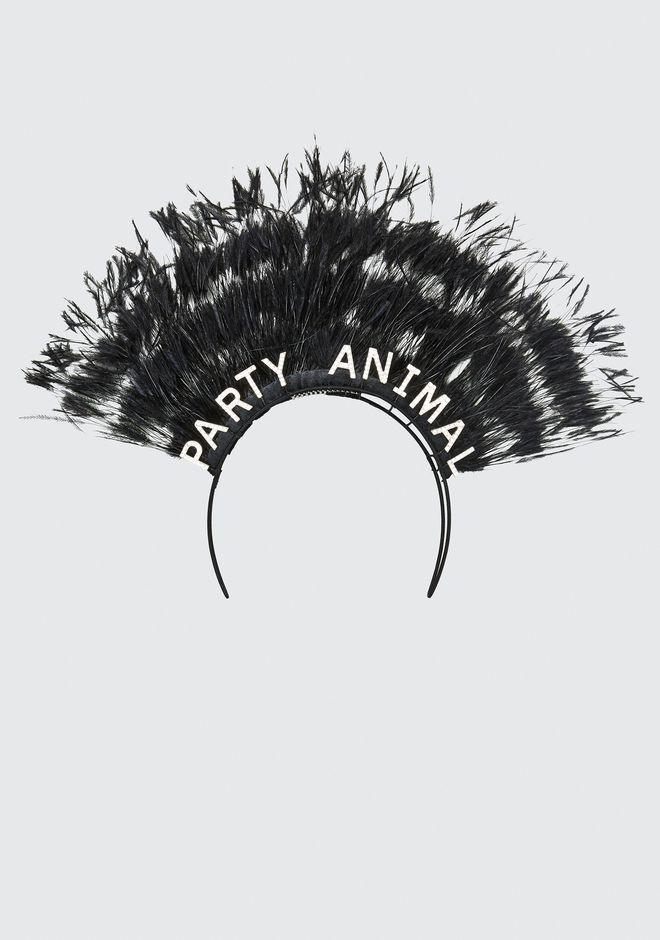 ALEXANDER WANG PARTY ANIMAL HEADBAND.  alexanderwang    3fc3bcd5d06