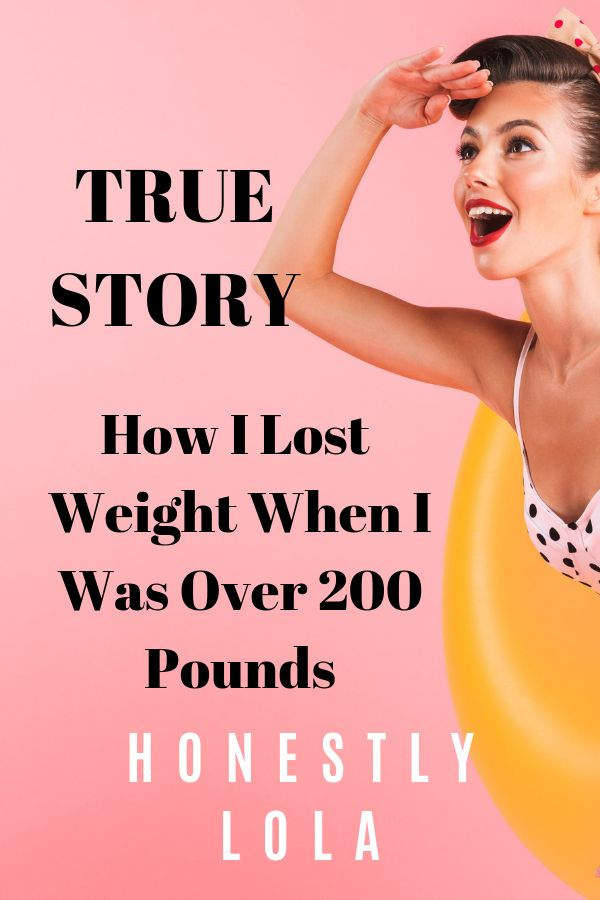 My Weight Loss Transformation Required Better Goal Setting
