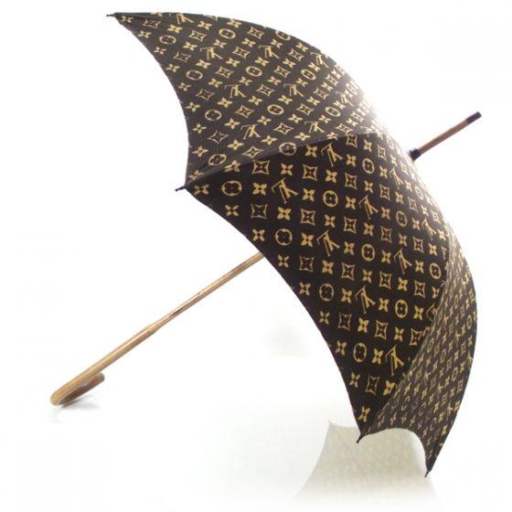 Fashionphile - LOUIS VUITTON Vintage Monogram Parasol Umbrella Parapluie
