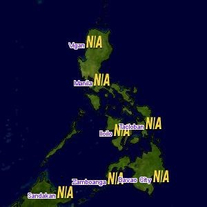 Philippine Weather Official Website