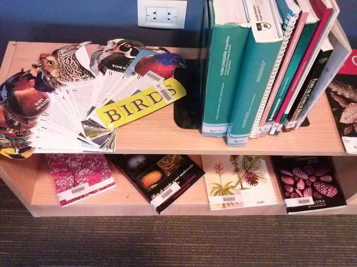 Algunos libros de la colección del Jardín Botánico. #biblioteca #jardinbotanico #coleccionlibros