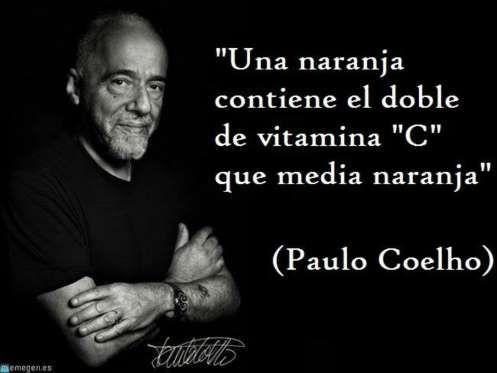 La filosofía barata de Paulo Coelho y otros palíndromos | El Perro Rojo