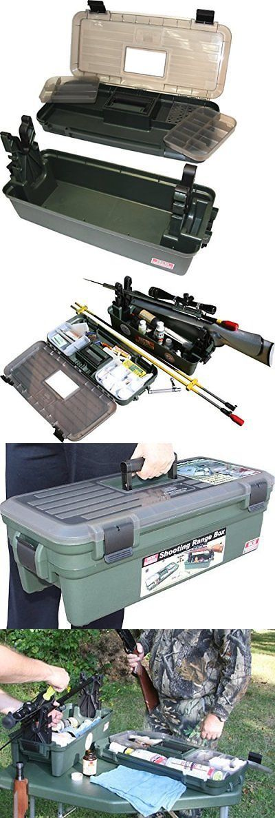 Tactical Bags and Packs 177899: Mtm Shooting Range Box -> BUY IT NOW ONLY: $44.06 on eBay!