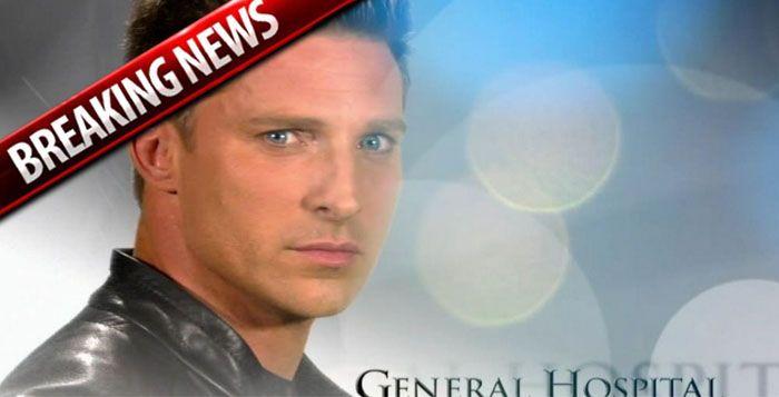 CONFIRMED: Steve Burton BACK On General Hospital!!!!!!