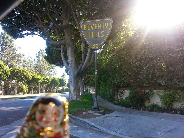 Nanette @  Beverly Hills
