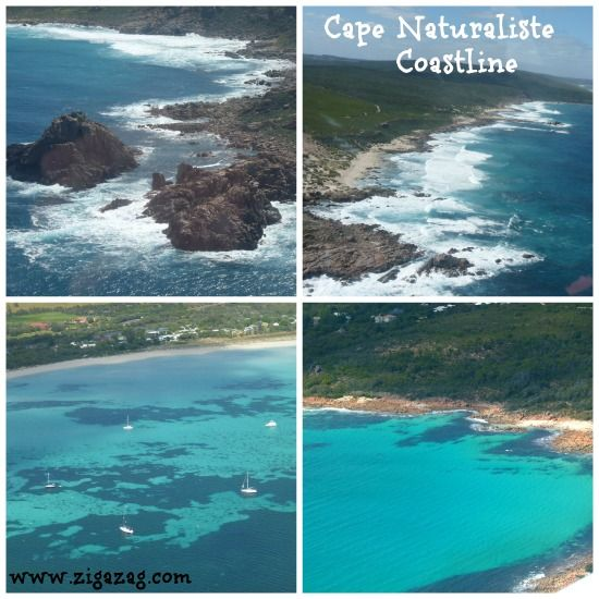 Cape Naturaliste region and beaches from the air - top-beaches-in-south-west-australia- eagle-bay-brewing-co-jo-castro