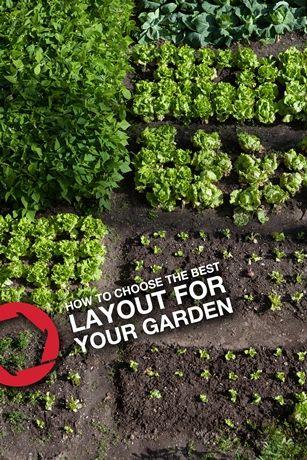 Garden Layout: Choosing the Best Garden Layout and Design by Troy-Bilt