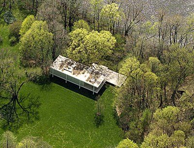 121 best images about Farnsworth House on Pinterest Famous