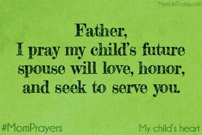 My daily prayer:)