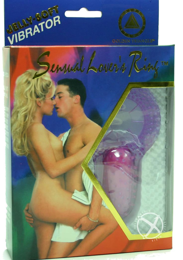 Buy Sensual Lovers Ring Jelly With Clitoral Stimulation Lavender online cheap. SALE! $16.49