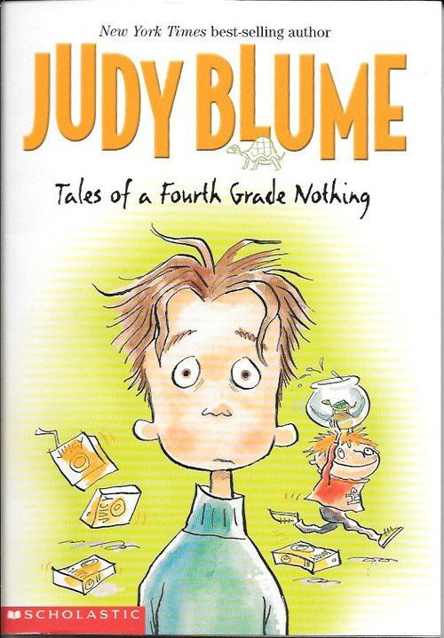 Judy Blume: Tales of a Fourth Grade Nothing Papeback