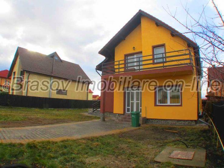 Braşov Imobiliare : Tractorul, inchiriere vila moderna cu 360 mp teren...