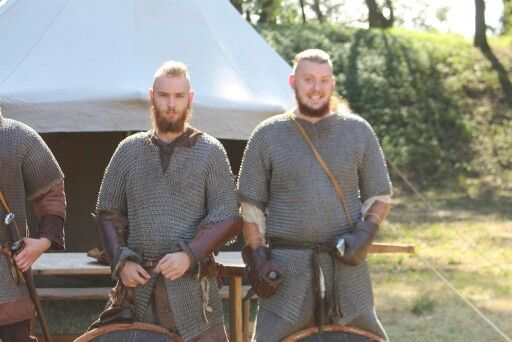 Strąk Bros warriors