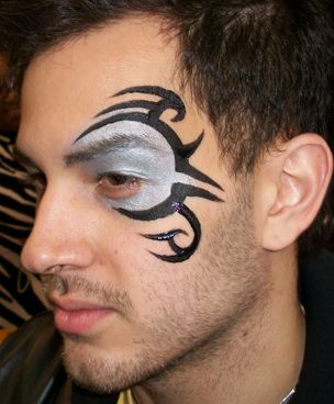 154 best images about Amazing Faces Face Painting ideas on ...