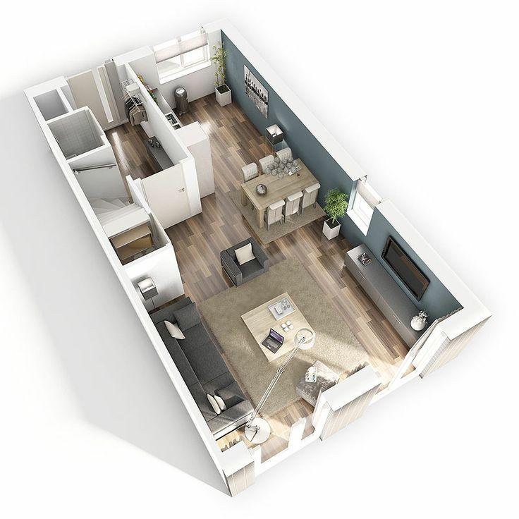 plattegrond | Projecten om te proberen | Pinterest | Sims, Living ...