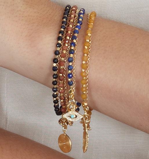 Make A Ger Impact Labyrinth Evil Eye Follow Your Dreams Astleyclarke Jewellery Charm Bracelet Friendship Jewelry 3 Pinterest