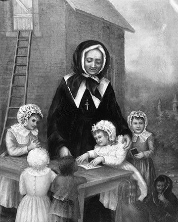 Saint of the Day – 12 January – St Marguerite Bourgeoys C.N.D.- 1620-1700 (aged 79) – Founder of the Congreagation of Notre Dame/Teacher/Missionary/Apostle of Charity – Patron against poverty; loss of parents; people rejected by religious orders......