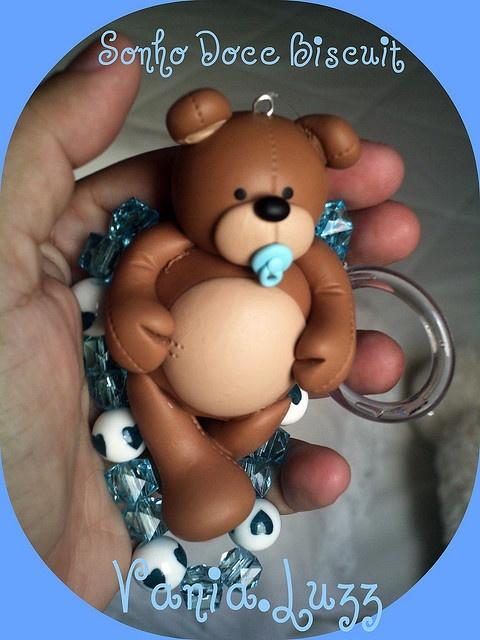 chubby teddy bear