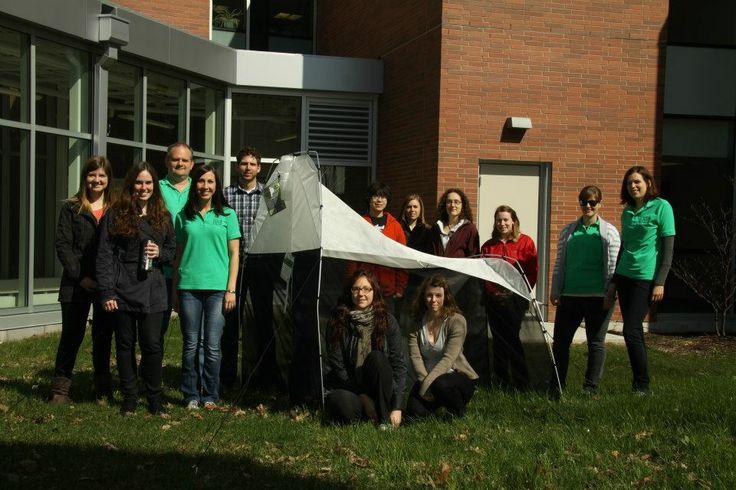 Meet the SMTP Team!  http://malaiseprogram.ca #EnvironmentalEducation   #SMTP #BIObus #Biodiversity