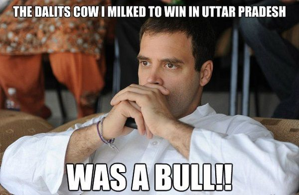 Rahul Gandhi Funny pic