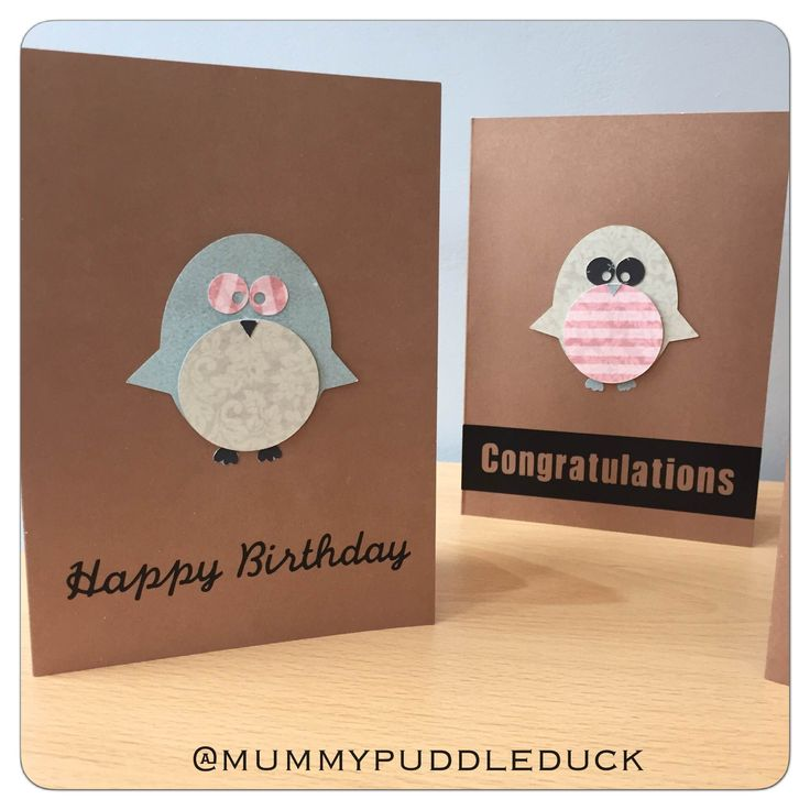 #Handmade  #card for Mummypuddleduck  #MakeitMay project which brings a new card design every day and where 10% of all sales throughout may are  #donated to  #ParkinsonsUK #Cricut #Penguin
