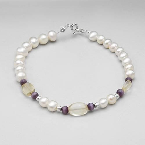 Exquisite 925 Silver Bracelet