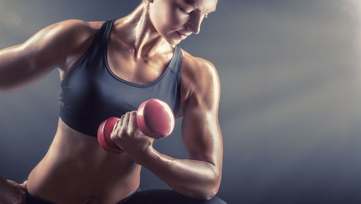 Toning Muscles | Why Vanity Is Good for You