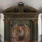 La Fondazione Scavolini ha ultimato il restauro della Chiesa vecchia di Santa Veneranda
