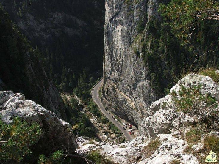 NAGY-MAGYARORSZÁG - Békás-szoros - Hagymás-hegység - Székelyföld (Forrás: Patrióta Európa Mozgalom facebook)