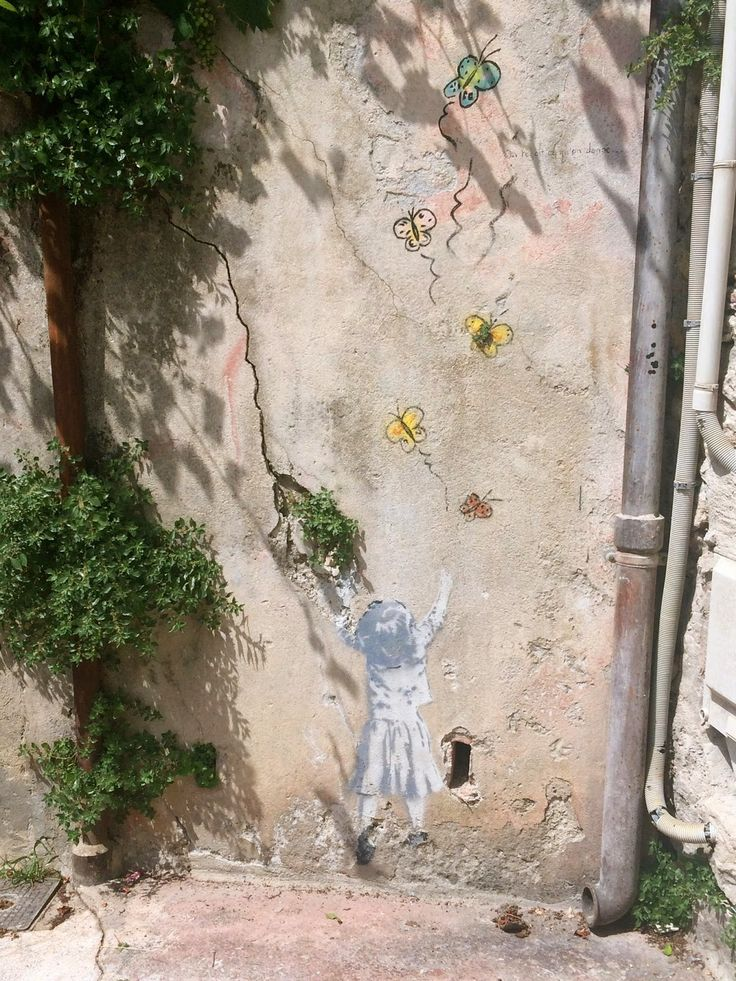 we even found street art in Niice...beautiful French Riviera :)