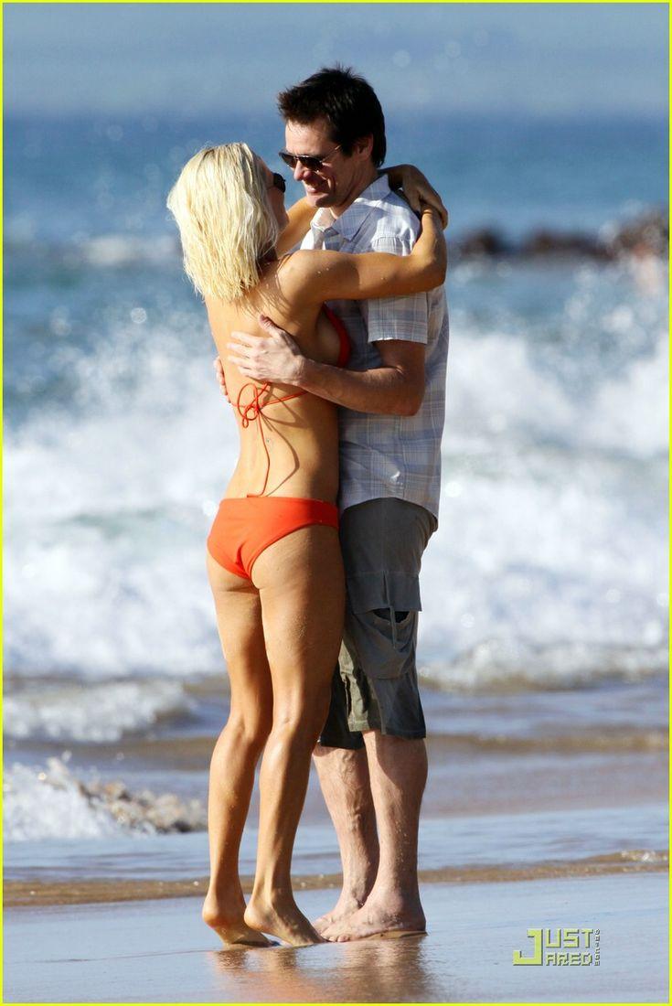 Jenny McCarthy & Jim Carrey (Broken up)