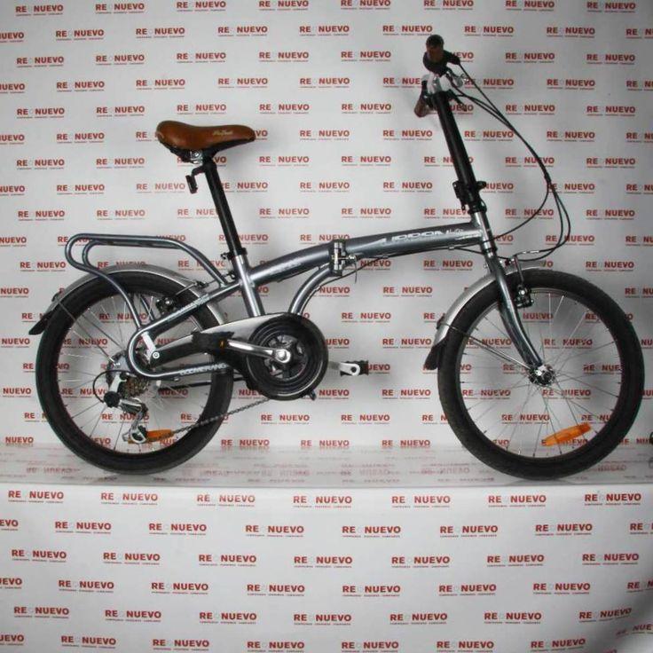 Bicicleta plegable BOOMERANG URBAN LIFE PS40#bicicleta# de segunda mano#boomerang