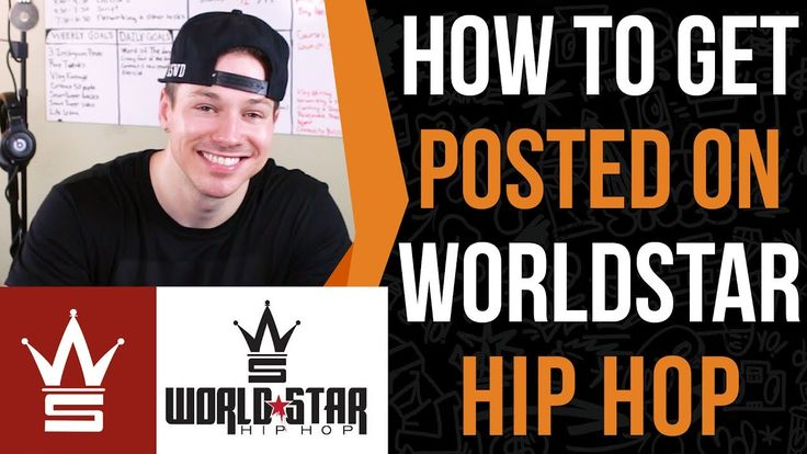 How To Get Posted On World Star Hip Hop (I've Been Posted 4 Times So Far) How To Get Posted On World Star Hip Hop (I've Been Posted 4 Times So Far) 1) First I want to prove to you that I've been marketing my music since 2010 and before. I pulled up some e-mails I had with Worldstar from 2010. Look at the date on it First I e-mailed them asking what it takes and they told me you gotta be buzzin and they check everything. THen they give me the prices I'll show you the world star hip hop…