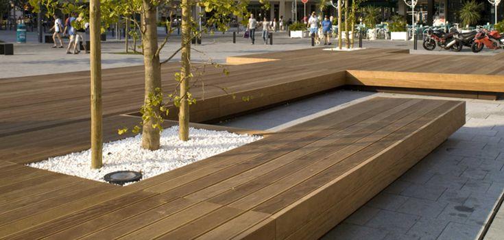 Harris Isola bench - id metalco, Inc.