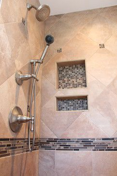 bathroom tiled showers design ideas pictures remodel and decor