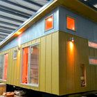 Take a tour through the minibox by IdeaBox, a tiny house made in Oregon and on display at the 67th Annual Portland Home & Garden Show at the Expo Feb. 20-23.