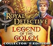 Super #Sale – Buy Royal Detective: Legend of the Golem Collector's Edition and get additional Collector's Edition games for $4.99 each! Use code ROYAL at checkout. Offer valid February 4-5, 2016. http://wholovegames.com/hidden-object/royal-detective-3-legend-of-the-golem-collectors-edition.html