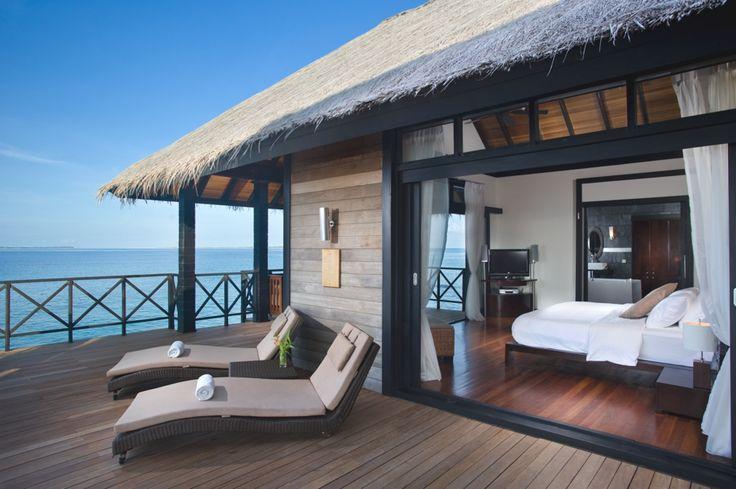 Luxury family resort – Beach House Iruveli, Maldives