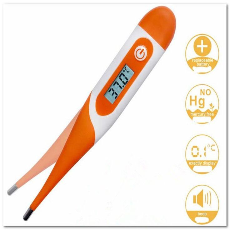 Child soft head digital a thermometer bebe for Children household adult baby termometro digital thermometer christmas gift
