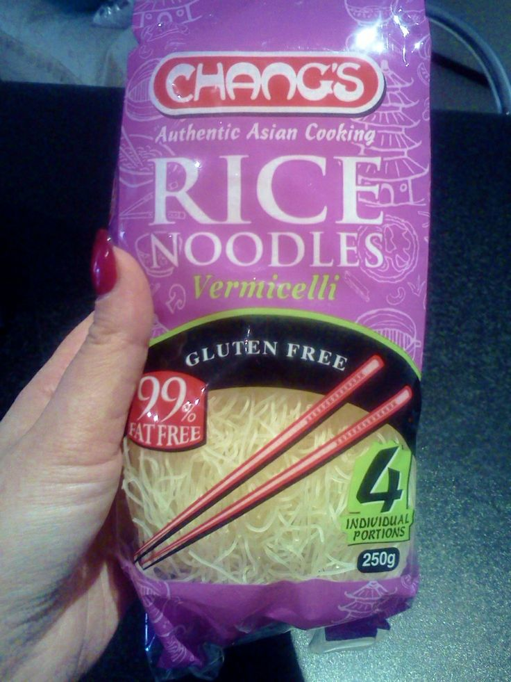 Chinese cooking essential product #1 - Rice Noodles. In my opinion these rice noodles are the best brand to buy, i've tried many and so far these have the best texture. You just soak them in boiling water until soft, drain, cut them a bit with scissors and then add into your stir-fry. Yum!