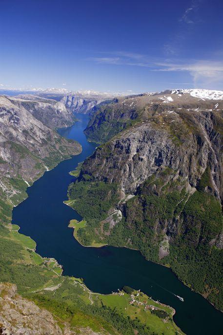 Den store fjordturen