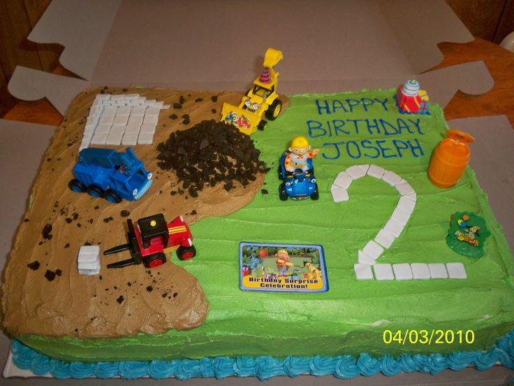 Bob the Builder birthday cake My Cakes Pinterest Birthday