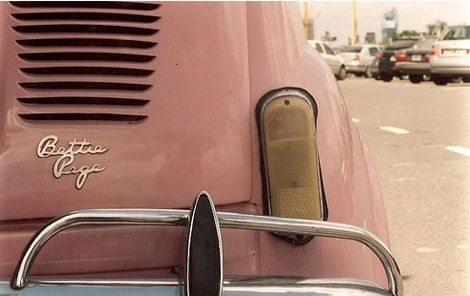 ~Old Schools, Classic Cars, Vintage Cars, Pink Cars, Pinkcars, Vintage Pink, Future Cars, Betty Pages, Fiat 500