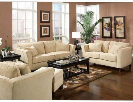 Brown Living Room Paint Color Ideas