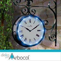 Reloj Jardín