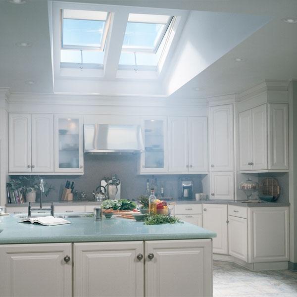 Kitchen Skylight Idea