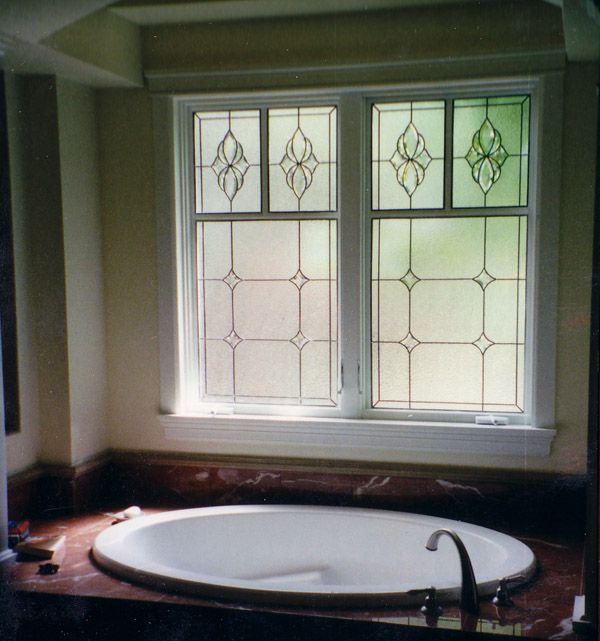 Stained Glass Allows Natural Light To Enter Your Home While Creating A  Higher Level Of Privacy