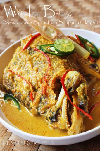 Resep Palumara Ulu Juku Spicy Red Snapper Fish Soup Recipe With Tomato Chilli Tamarind Lemongrass And Turmeric Based Seasoning Fish Curry Indonesian Food Food